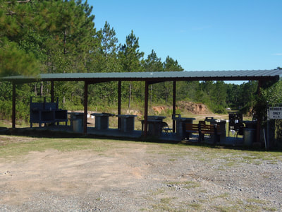Shooting and Archery Range Fitzgerald Georgia